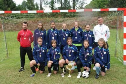 Mistrzostwo Polski Piłka Nożna Dziewcząt